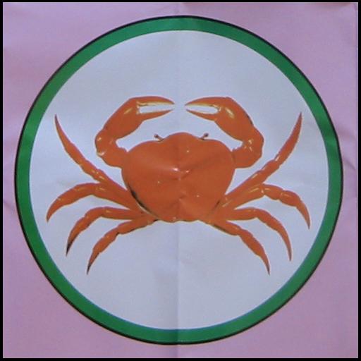 Lucky Chinese Dice: Fish Prawn Crab