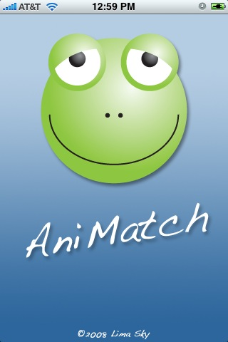AniMatch: Animal Pairs and Sounds Matching Game Screenshot