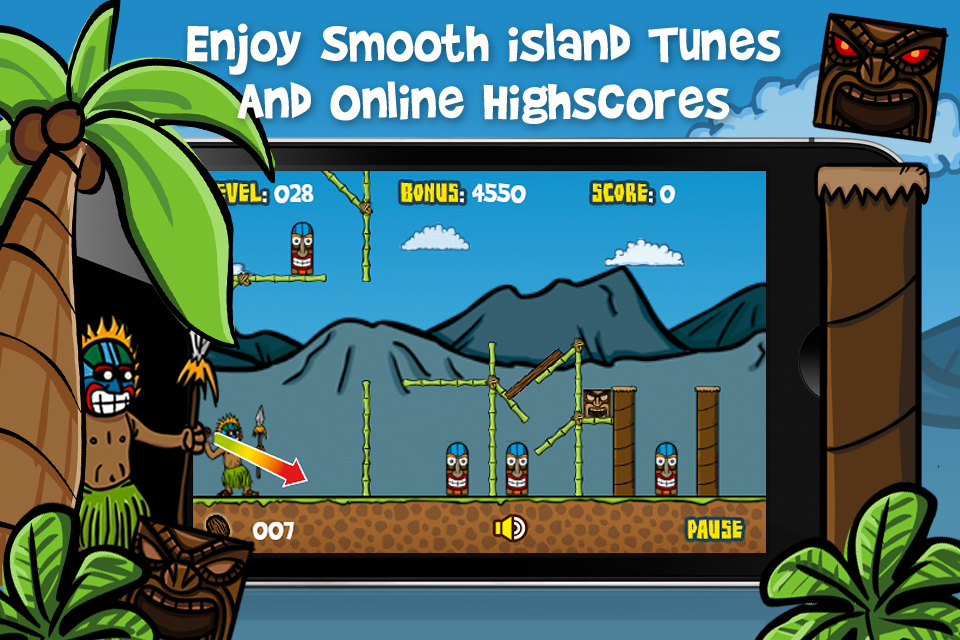 Coconut Riot Screenshot