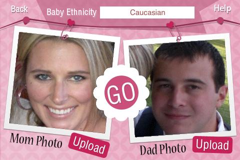 BabyBuilder Lite free app screenshot 1