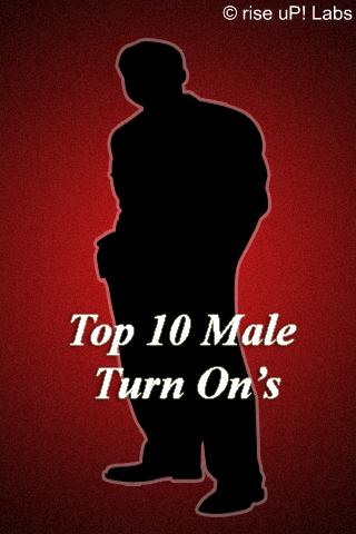 Top 10 Male Turn On's free app screenshot 1