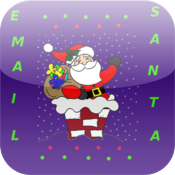 Email Santa icon