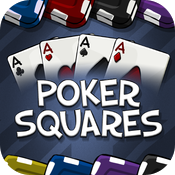 Simply Poker Squares icon