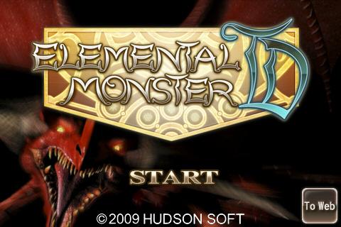 ElementalMonster TD