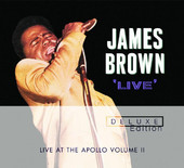 Live At the Apollo, Vol. 2 (Deluxe Edition), James Brown