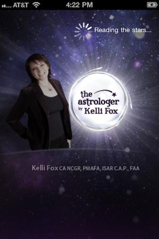 Today's Horoscope by Kelli Fox free app screenshot 1