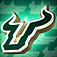 South Florida Bulls College SuperFans for iPhone