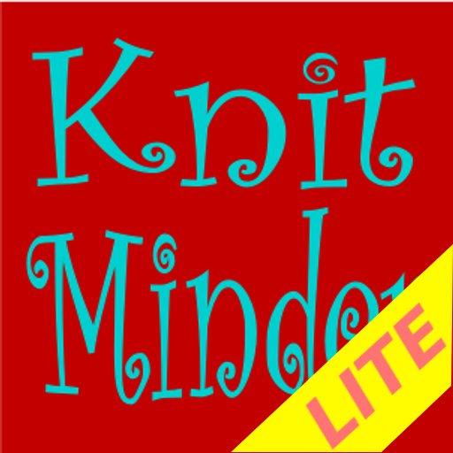 free KnitMinder Lite iphone app