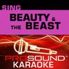 Sing Beauty and the Beast (Karaoke Performance Tracks), ProSound Karaoke Band