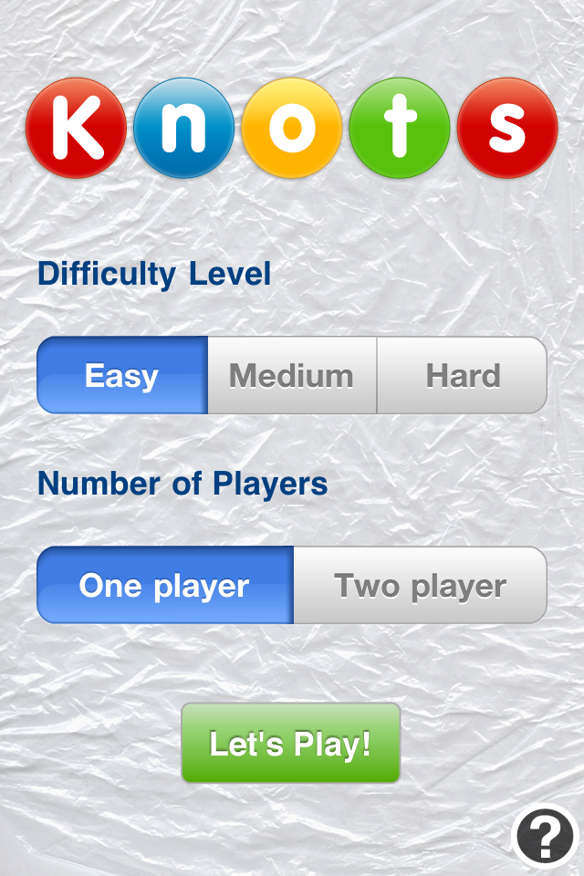 Knots free app screenshot 1
