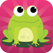 Sweet Froggy icon