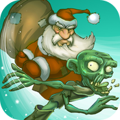 Santa VS Zombies HD icon
