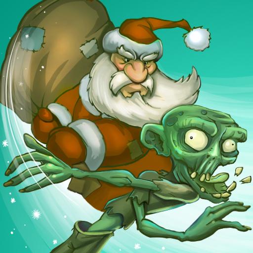 Santa Claus Vesus The Zombies | Auto Design Tech - photo#5