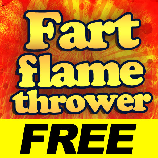 free Fart Flamethrower Funny Prank iphone app