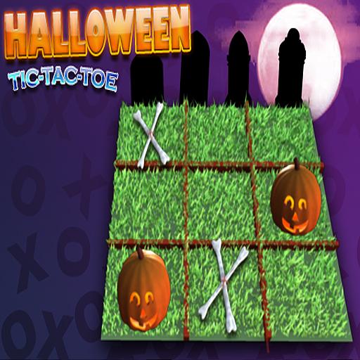 Tic-Tac-Toe Halloween