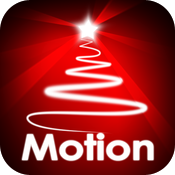 Neon Christmas - Motion Greeting Card icon