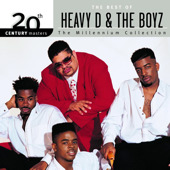 20th Century Masters - The Millenium Collection: The Best of Heavy D & The Boyz artwork