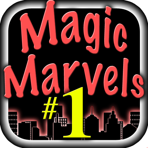 Magic Marvels #1