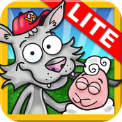 A Cry Wolf Tale HD (Lite) – See, Touch & Learn Interactive icon