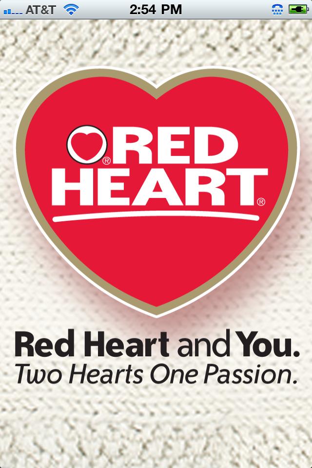Red Heart free app screenshot 1