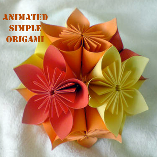 Animated Simple Origami