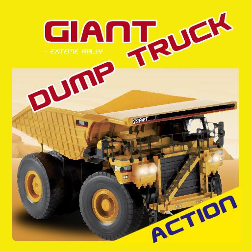 Giant Dump Truck FREE