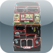Routemaster Buses Photo Tour icon