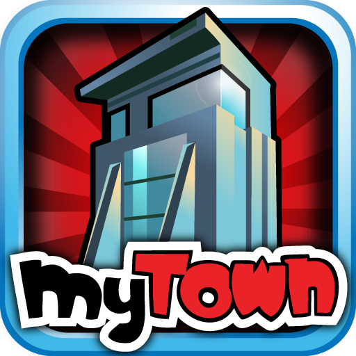 free MyTown iphone app