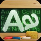 Aa Match Preschool Alphabet 大小写字母匹配表