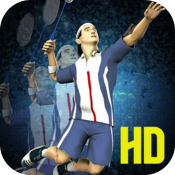 Super Badminton 2010 HD icon