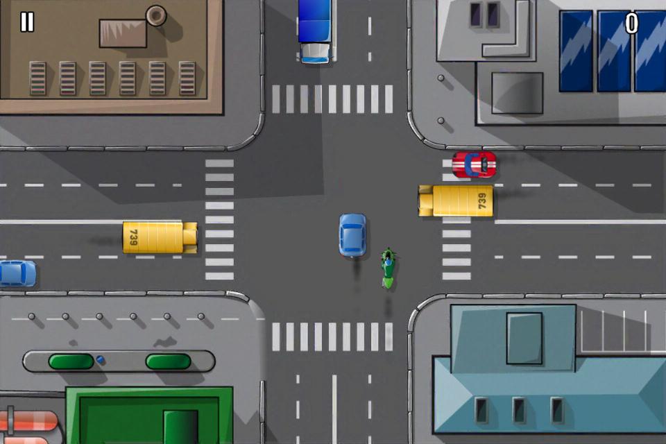 Total drift: mad city rush traffic master app screenshots
