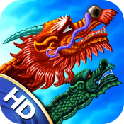 Dragon Portals HD Review icon