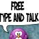 U Type I Talk app icon