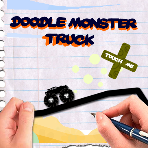 Doodle Monster Truck FREE