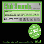Club Sound Continuous Mix (feat. Eva Simons, Jimbolee, Manu, Marcella Woods & The Michael Zager Band) — Club Sounds, Vol. 56