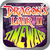 Dragon's Lair 2: Time Warp Review icon
