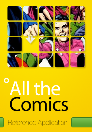 AllComics free app screenshot 1