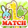 WCC Animal Match Full Version - Memory Cards for Kids - Learn Animal Names in Chinese