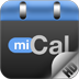 miCal HD - missing Calendar for the iPad