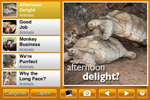 iGreets Free - Greeting Card Creator free app screenshot 1