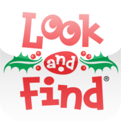 Look and Find® Santa icon