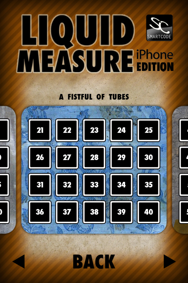 Liquid Measure Screenshot