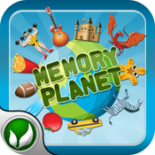 Memory Planet - matching game icon