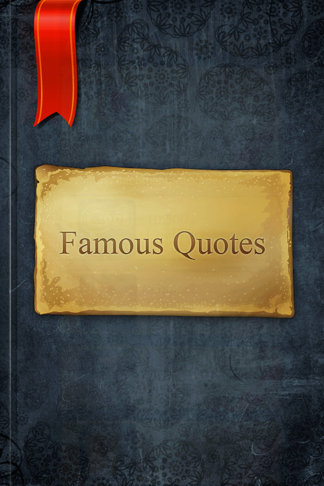 53,000+ Famous Quotes Free free app screenshot 1