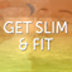 Get Slim & Fit with  Glenn Harrold's amazing Hypnosis Affirmation and Subliminal HD Video APP