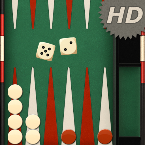 Backgammon Board HD