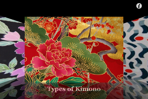 Kimono free app screenshot 1