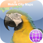 South America Maps HD icon
