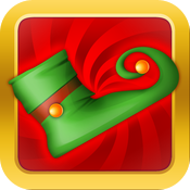 iLookChristmas: Ad Free - A holiday themed photo app icon
