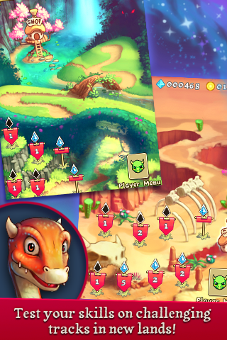 Dragon Dash screenshot 1